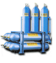 breathing air products air storage and cascade systems